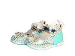 Детские красивые туфельки разных цветов р. 19-24, М-15