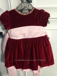 LAURA ASHLEY праздничное платье