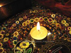 Парфюмированные свечи из Индии. Магия тепла