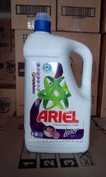 Ariel порошок гель  Lenor 70 стирок 4, 9L