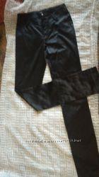 Атласные штаны oodji