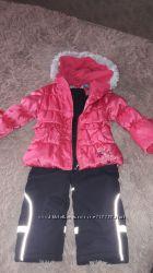 Зимний термо костюм Zeroxposur 4T для девочки