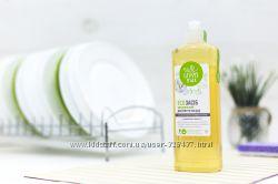 Экосредство натуральный концентрат для мытья посуды Green Max
