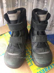 Ботинки, термо, ессо, 34р, ессо, екко
