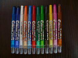 Восковые цветные карандаши Carioca