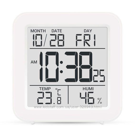Термометры-гигрометры электронные комнатные