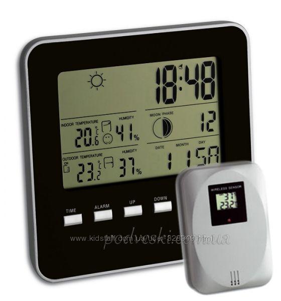 Электронные метеостанции термометры-гигрометры-барометры