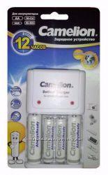 Зарядное устройство CAMELION 4 аккумулятора