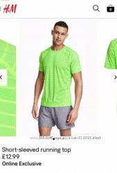 Спортивная футболка hm