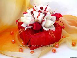 Упаковка подарков. Коробки разные для подарков