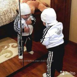 Спортивый костюм. adidas. nike. puma. от 2-х мес до 4-х лет