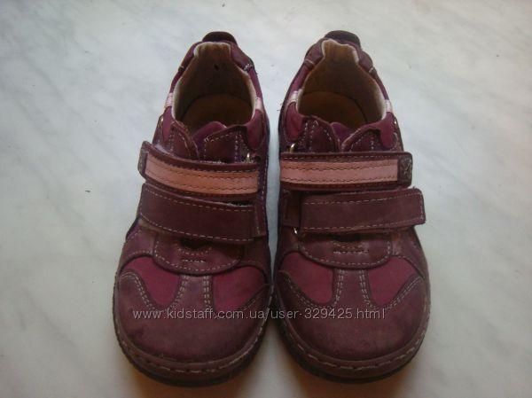 Демисезонные ботиночки Red kids, р. 26