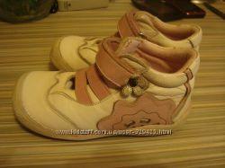 Кожаные ботиночки Perlina, 16см стелька