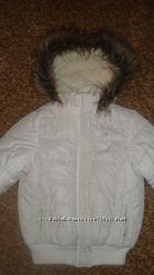 Демисезонная курточка, р. 9-10 лет