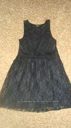 Новое нарядное платьице, р. 11-12 лет