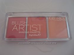 Румяна Catrice Artist Shading Palette 020 CorAll I Need