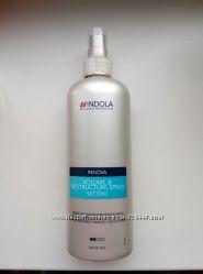 Спрей для придания объема Indola