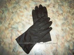 кожаные перчатки ACCESSORIZE