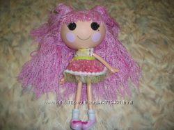 кукла LALALOOPSYс веревочными волосами оригинал