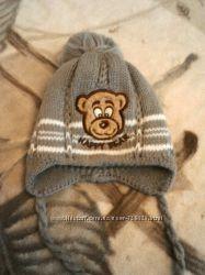 Продам зимнюю шапку на меху