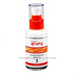 Christina омолаживающая сыворотка Forever Young распив