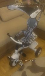 Трехколесный велосипед Lexus Safari Zebra