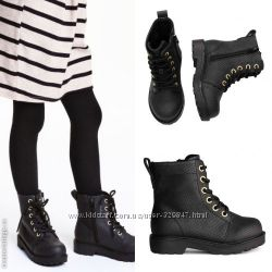 Ботинки для девочки. H&M