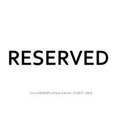 Заказ  с сайте RESERVED. Венгрия