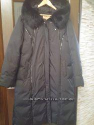 Шикарный зимний пуховик Flove 56 размера