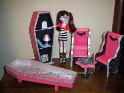 Мебель для кукол Monster High. Кукольная мебель Монстер Хай. KidStaff
