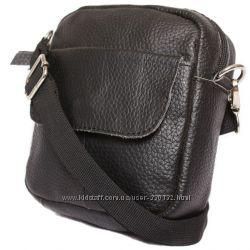Кожаная  сумочка мужская очень удобная, Распродажа
