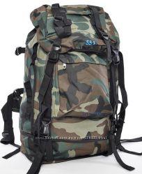 Тактический экспедиционный рюкзак THE NORTH FACE 60 Л
