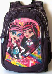 Красивый рюкзак с Монстрами - фиолетовый - Распродажа