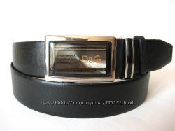 Кожаный ремень Dolce&Gabbana - автомат, Распродажа