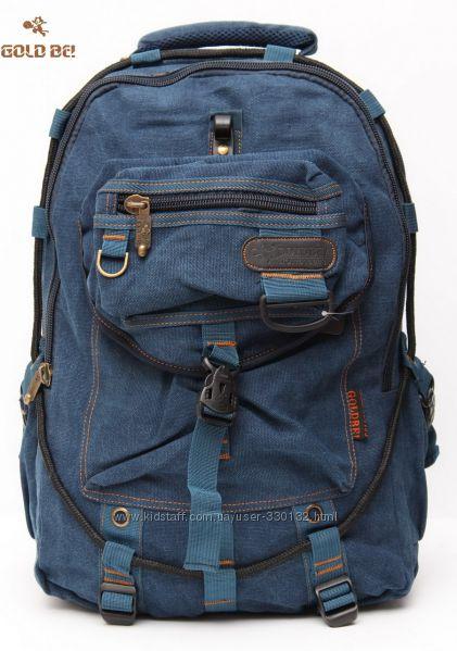 Прочный практичный рюкзак известного бренда Gold Be, 415 грн. Мужские  сумки, рюкзаки купить Киев - Kidstaff   №18984064 8ef9e65b101