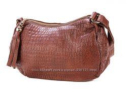 Кожаная женская сумка Аллигатор - эксклюзив