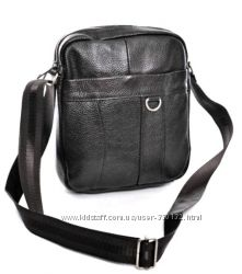 Дешево - сумка мужская Натуральная Кожа