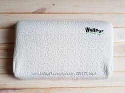 Детская подушка с памятью Jysk Wellpur, 26х400х56, 5 см. , 2-5 лет