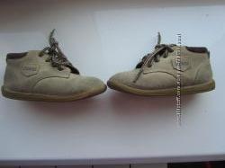 ботинки 22 размер фирма  Oshkosh