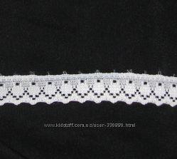 Узкое кружево 3 ширина 15 мм