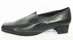 314. Туфли-мокасины Caprice Германия кожа 42 р. как новые