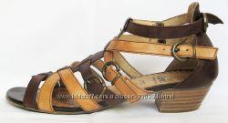 350. Босоножки мягчайшая кожа Caprice Германия 39-39, 5 р.
