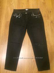 Нарядные фирменные джинсы Ipekyol