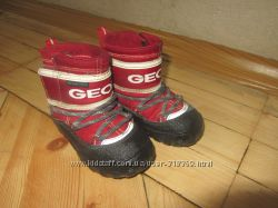 Темо ботинки Geox