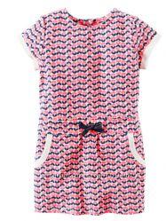 Платье Картерс, размер 7, французский трикотаж