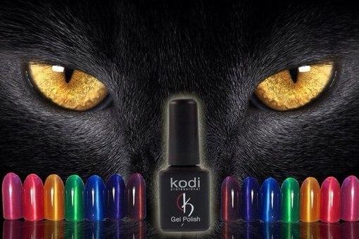 Kodi Professional гель-лак Moon Light  Кошачий глаз, 7ml.