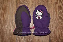 Варежки детские H&M Hello Kitty