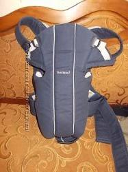 Рюкзачок-переноска Baby Bjorn Active - для мальчика