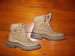 Мембранные ботинки DEL-tex