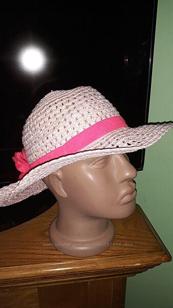 Літні капелюшки H&M для маленьких модниць
